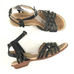 Timberland Katama Strappy Leather Sandals 8.5
